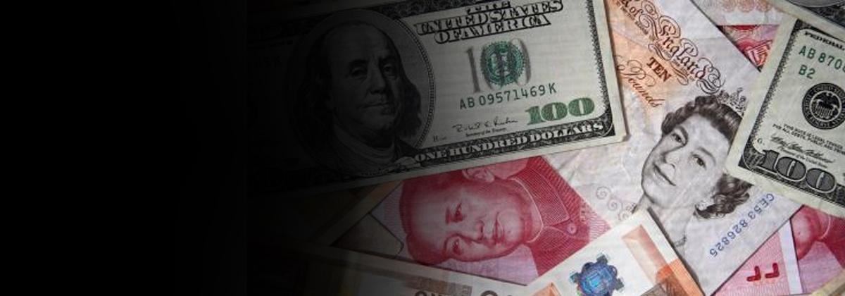 2018年8月中国外储规模降82.30亿美元