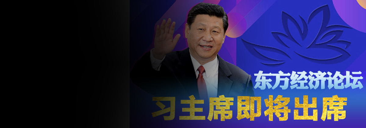习近平应普京邀请赴俄罗斯出席第四届东方经济论坛