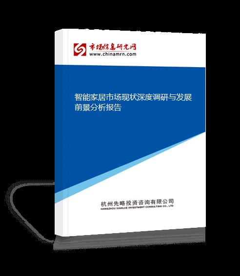 智能家居市场现状深度调研与发展前景分析报告